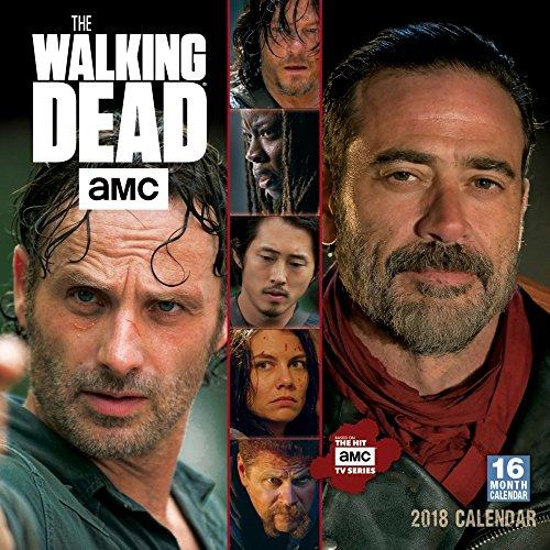 2018 Walking Dead Wall Calendar