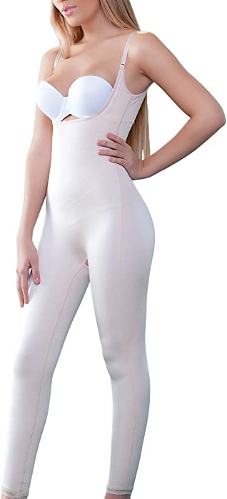 24d6b54c5cd Vedette 933 Women's Ann Long Leg Body Shaper XXX-Large Nude at ...