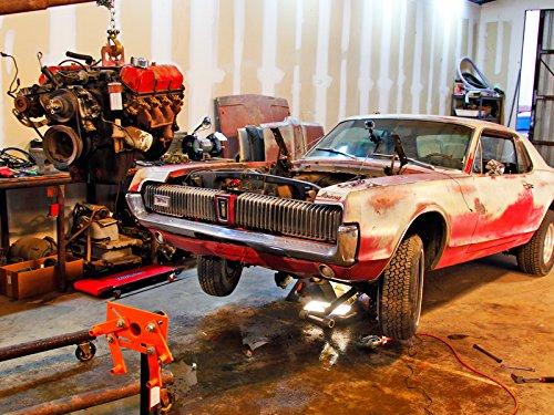 - Series Premiere! 3-Day Engine Overhaul