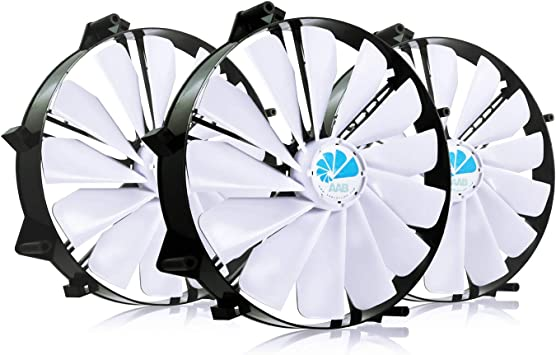 AABCOOLING Super Silent Fan 25: Amazon.es: Electrónica