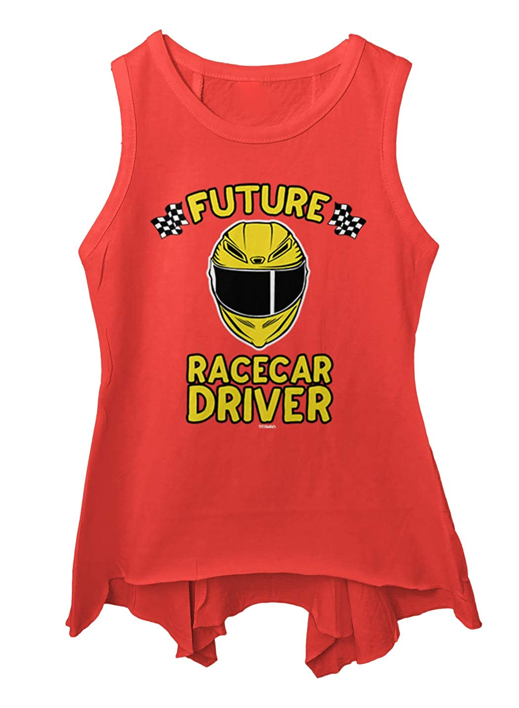 Race Fast Toddler//Youth Sleeveless Backswing Tcombo Future Racecar Driver