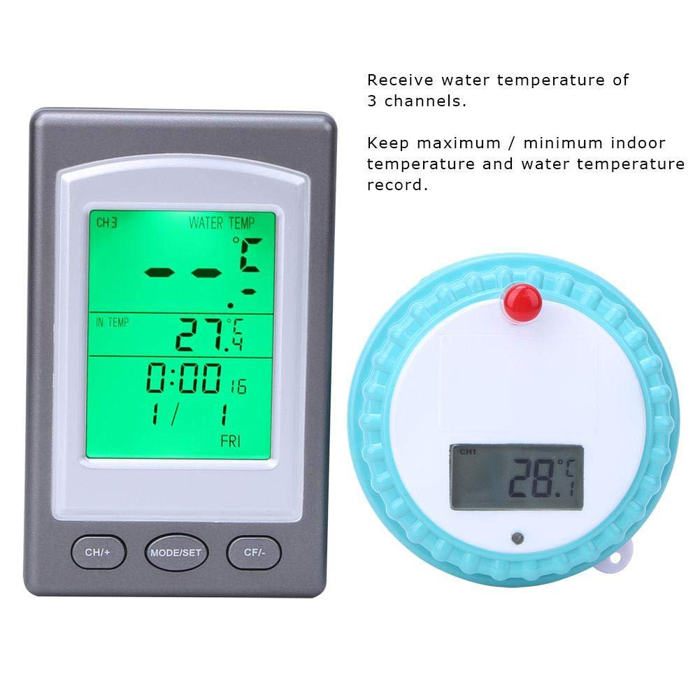 Hot LCD Fish Tank Water  Display Digital Thermometer Aquarium Waterproof