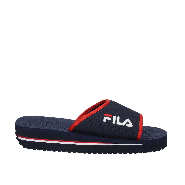 f37fe1e66c62 Fila Men s Clogs blue blue  Amazon.co.uk  Shoes   Bags