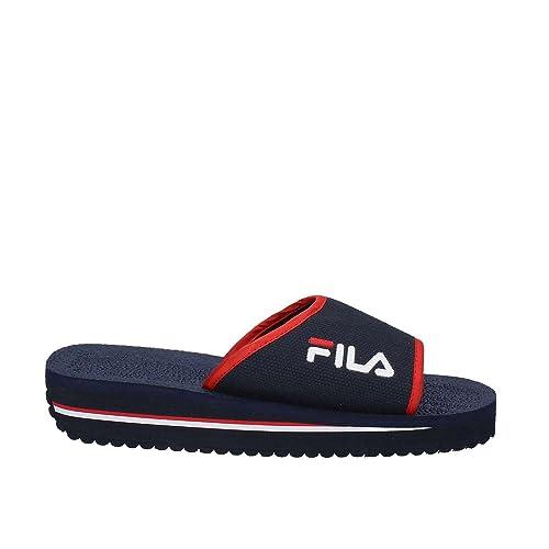 Fila , Chaussures spécial Piscine et Plage pour Homme Bleu Bleu