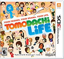 Amazon com: Tomodachi Life - 3DS [Digital Code]: Video Games