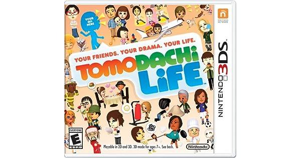 Amazon Com Tomodachi Life 3ds Digital Code Video Games