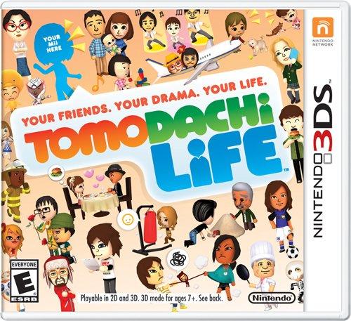 Video Games : Tomodachi Life - 3DS [Digital Code]