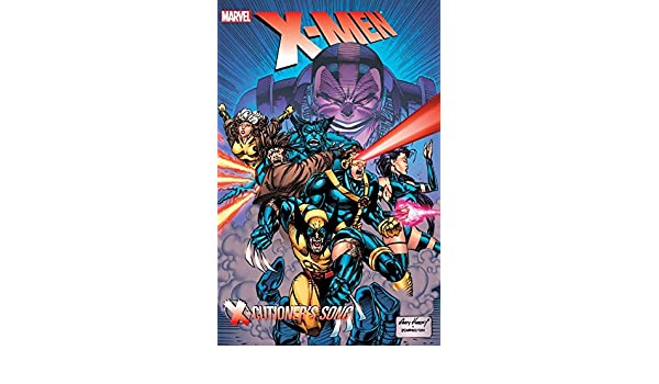 X-Men: X-Cutioners Song: X-cutioners Song (English Edition ...