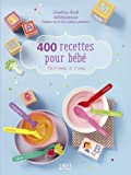 400 recettes pour bébé