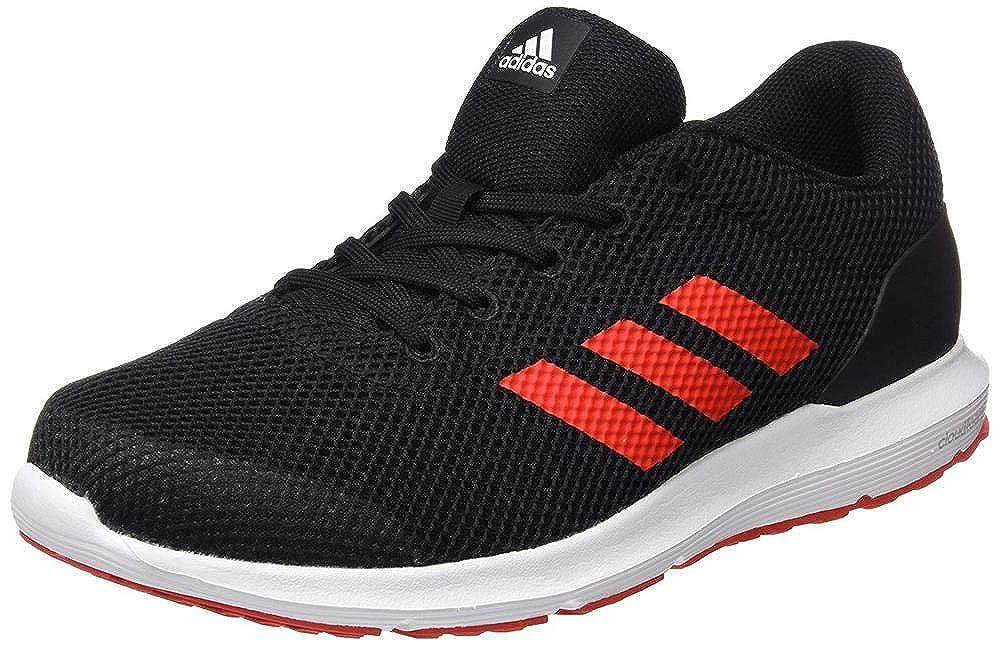 Adidas Cosmic 1.1 M, Chaussures de Running Compétition Homme Noir (noir (Negbas Rojbas Ftwbla) 000) 46 EU