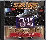 star trek the next generation interactive technical manual u s s enterprise