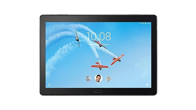 Lenovo Tab P10 25,5 cm (10,1 Zoll Full HD IPS Touch) Tablet-PC (Qualcomm Snapdragon 450 Octa-Core, 3GB RAM, 32GB eMCP, Wi-Fi,