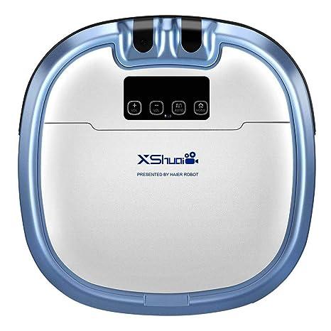 Xshuai C3 EU Version - Robot aspirador, color azul