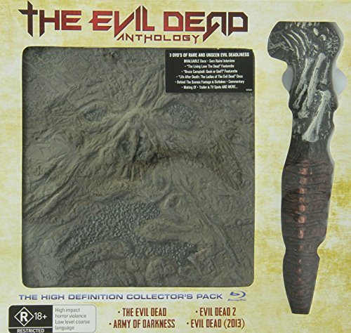 Evil Dead Anthology [Blu-ray] by Imports