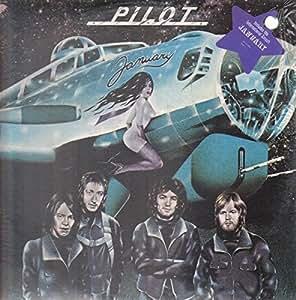 January - Pilot [Vinyl LP Record]