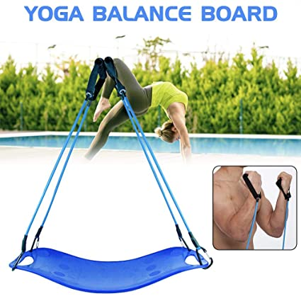 Amazon.com: Sports Fitness Equipment Twisted Waist Yoga ...