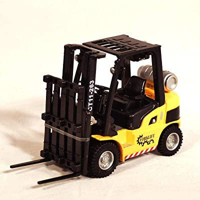 Schylling Diecast Forklift: Toys & Games