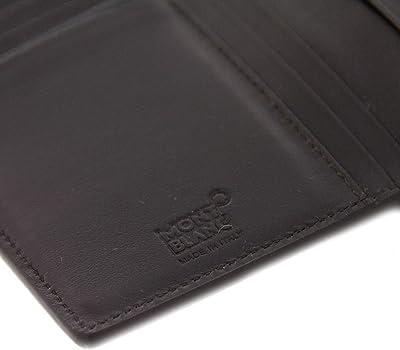 Amazon.com: Montblanc 112617 meisterstueck Selección Wallet ...