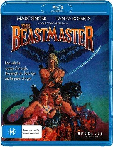 The Beastmaster [Blu-ray]