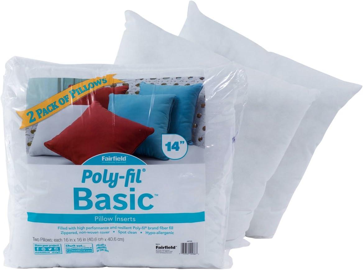 Mountain Mist Pillowloft Pillowforms 24-Inch by 24-Inch