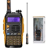 Baofeng GT-3TP Emetteur/Récepteur Radio Orange/Noir