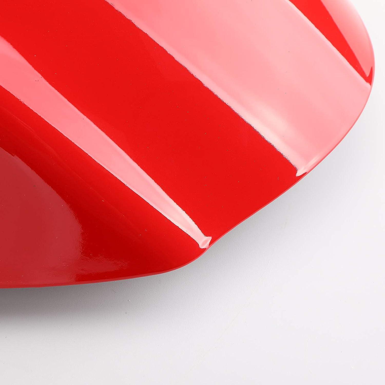 Capot Arri/ère Moto Housse de Selle Arri/ère Rear Cowl Cover Capot de Car/énage Arri/ère Housse de Moto pour Si/ège Arri/ère pour SUZU-KI GSXR 1300 Hayabusa 08-17 Artudatech Capot De Selle