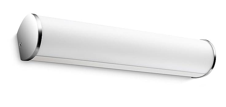 Philips Applique murale LED Fit Eclairage salle de bain Métallique