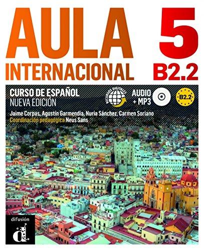 Aula Internacional 5. Nueva edicion. B2.2. Libro del alumno + CD (Spanish Edition)