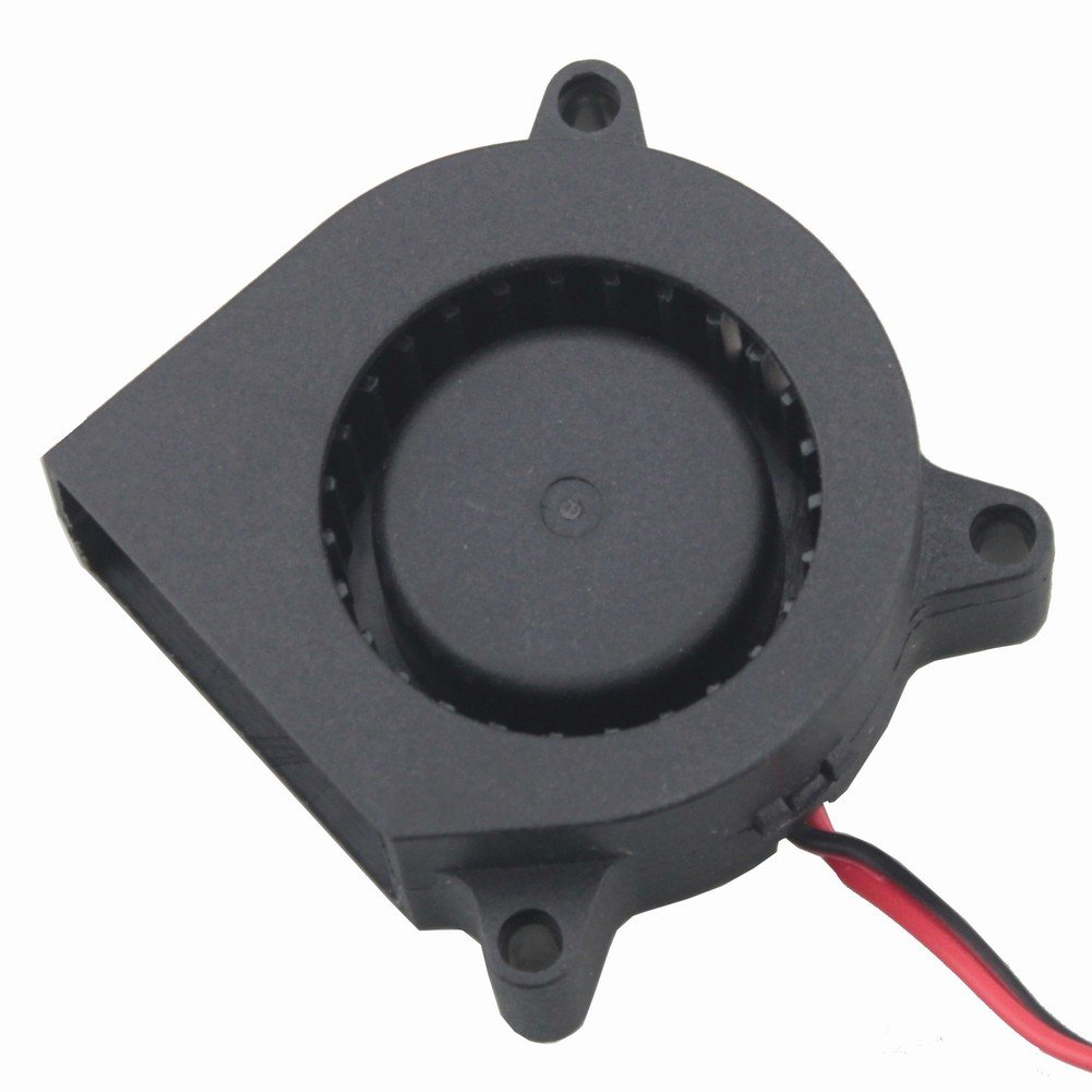 GDSTIME Blower Fan, 40mm x 40mm x 20mm 24V DC Brushless Blower Cooling Fan Sleeve Bearing