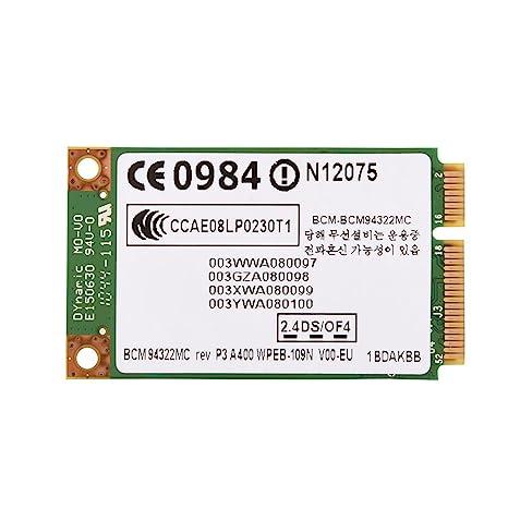 Amazon.com: Tarjeta de red WiFi profesional 2.4G + 5G Dual ...
