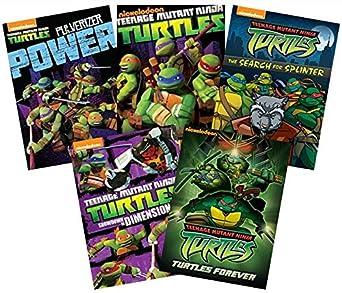 Amazon.com: Ultimate Teenage Mutant Ninja Turtles: Volume 2 ...
