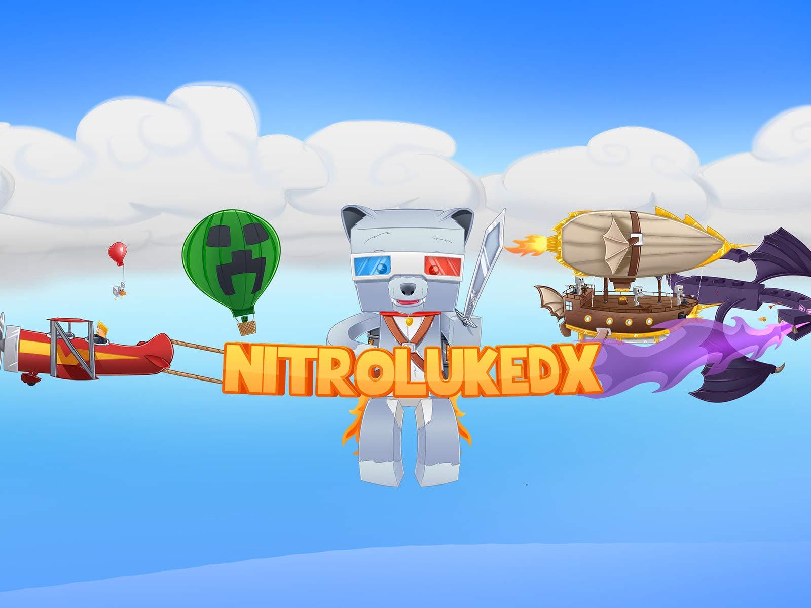 Amazon com: Watch NitroLukeDX | Prime Video