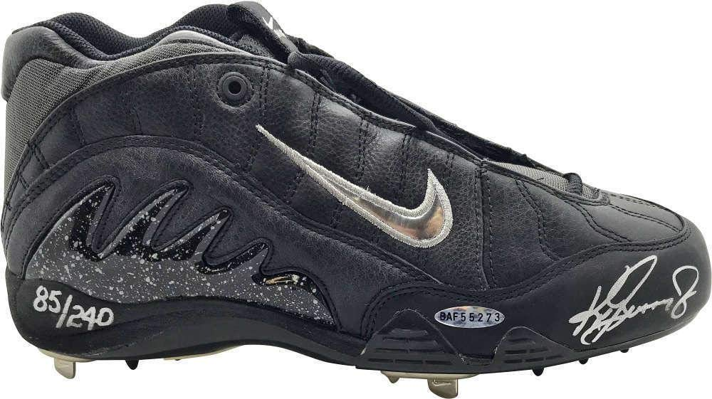 Ken Griffey Jr Signed Autographed LE Baseball Cleat Upper Deck Certified Autographed MLB Cleats