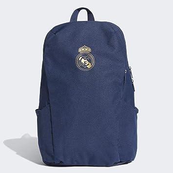 Amazon.com: adidas 2019-2020 Real Madrid ID Backpack (Night ...