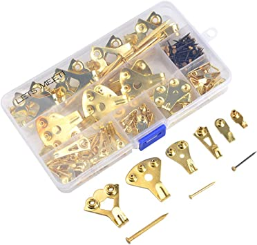 PLASTERBOARD HOOKS PICTURE FRAMES CATCH CLIP CHOOSE QTY