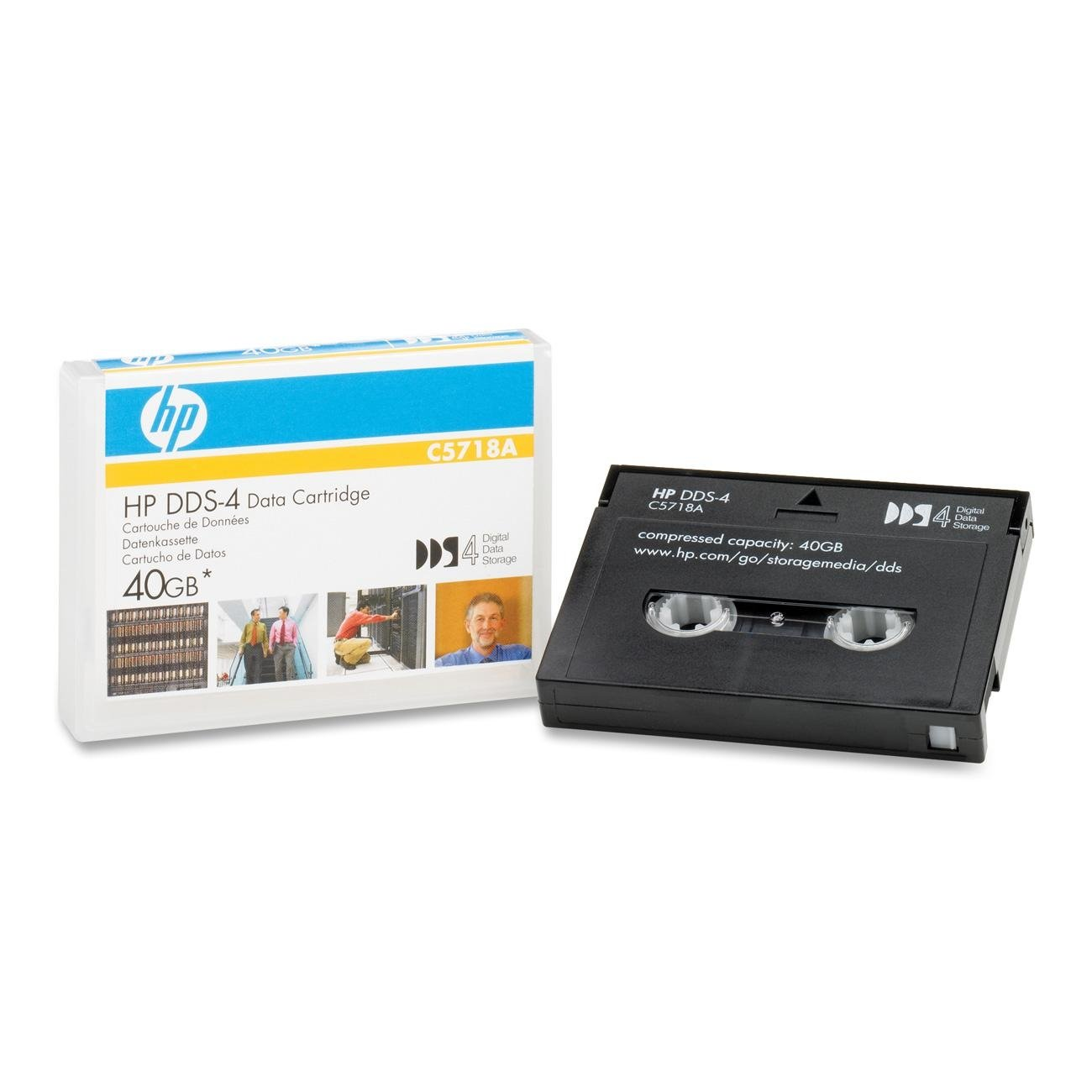 Data Cartridge HP DDS 40GB C5718A