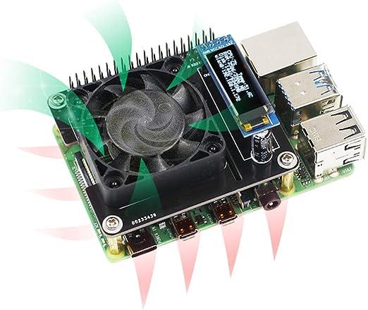 Raspberry Pi 4B, 3B+, 3B Control Inteligente de Temperatura ...