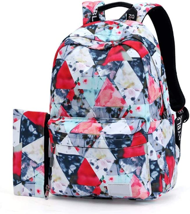 Backpack LCSHAN Shoulders Unisex Fashion Multi-Function Leisure Travel Office Personality