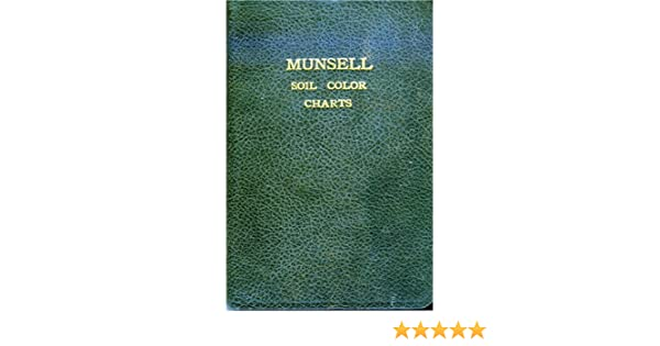 munsell soil color charts munsell color company amazoncom books - Munsell Soil Color Book