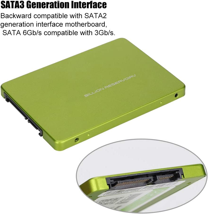 480g Universal Ultra-Thin HDD Enclosure Case for Desktop Laptop High Speed 6Gbps SATA3 SSD Solid State Drive Box fosa 2.5 External Hard Drive Enclosure