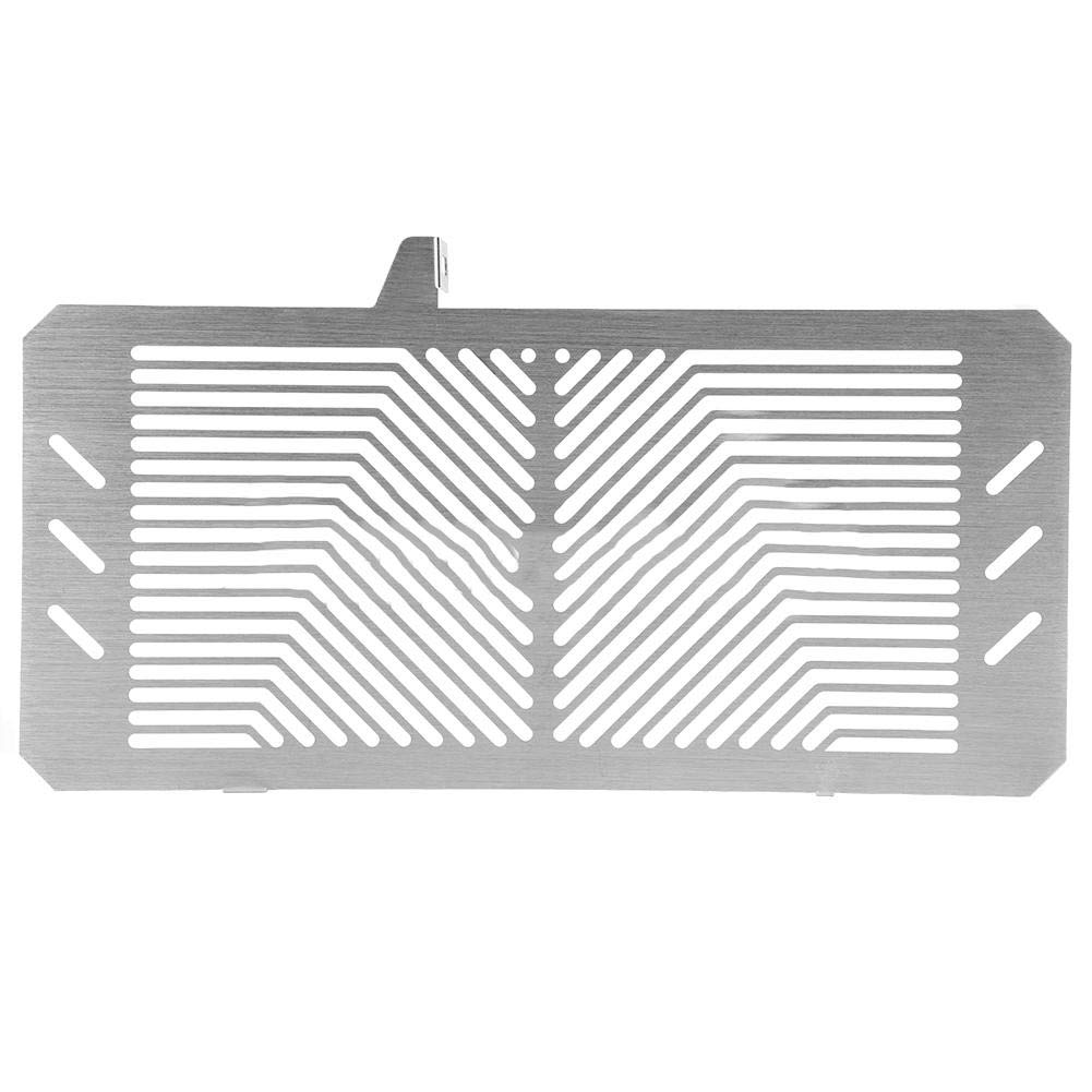 Radiator Guard, Motorcycle Radiator Guard Protector Grille Grill Cover for Honda NC750 NC750S NC750X 12-onward by Dweekiy