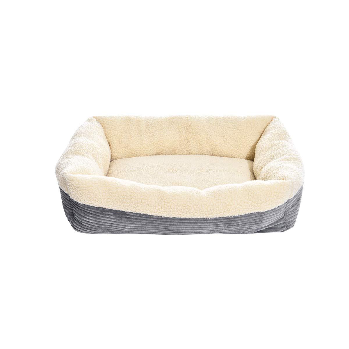 AmazonBasics - Cama cálida para mascotas, 76 cm: Amazon.es: Productos para mascotas