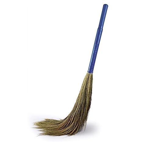 Cello Kleeno Plastic Swachh Broom (Blue)