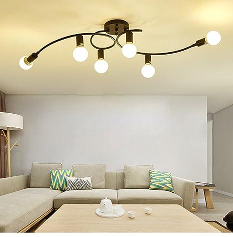Moderna creativa Artistas de personalidad - Lámpara de techo ...