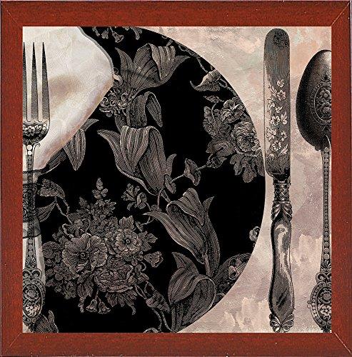Frame USA Victorian Table I Framed Print 20