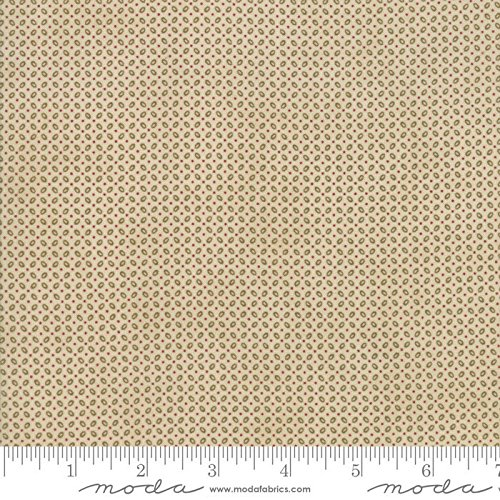 - Moda Coral Bells Jan Patek Cotton Quilt Fabric