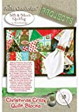 Anita Goodesign ~ Christmas Crazy Quilt Blocks ~ PROJECTS ~ Embroidery Designs