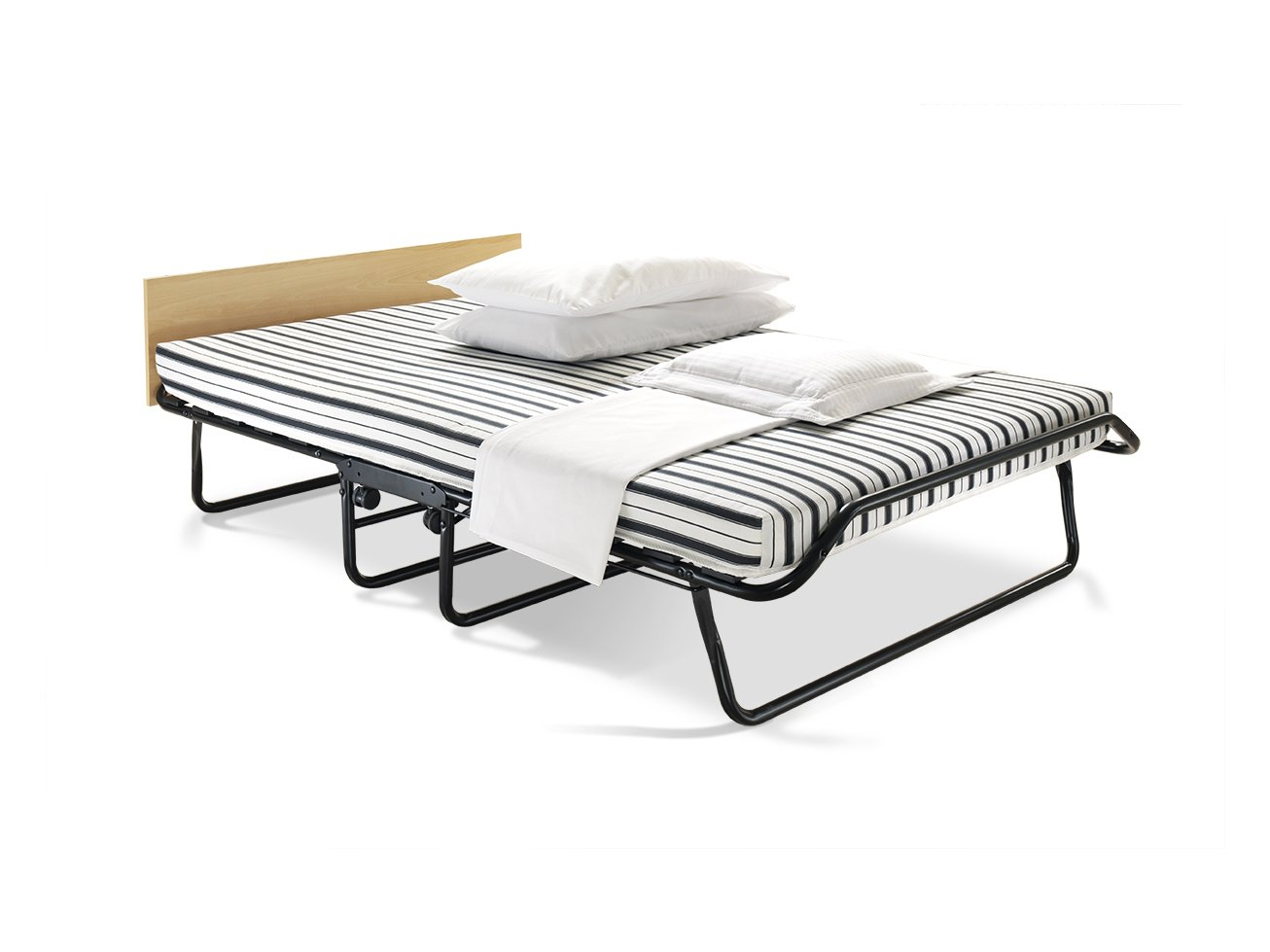 Comfy Small Double Folding Guest Bed With Dual Density