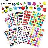 Teacher Stickers For Kids,6410pcs Kids Reward Stickers For Teacher Classroom & School Bulk Use