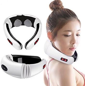 Amazon.com: bmdha cervical masajeador electromagnética ...